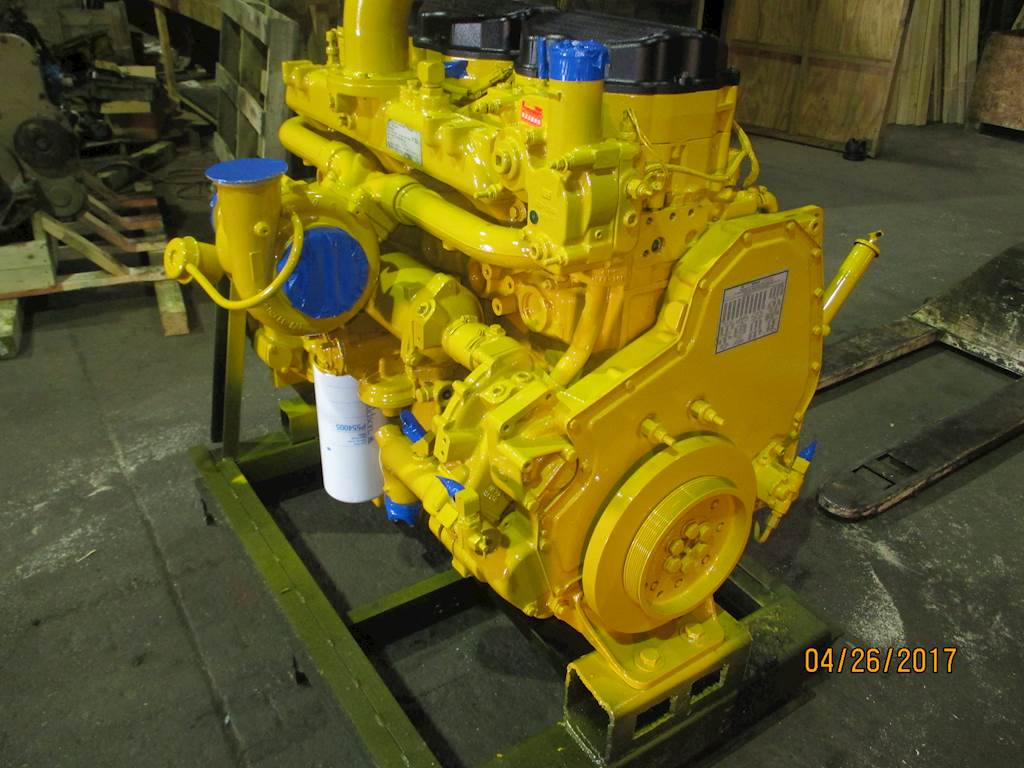 Caterpillar C12 engine for sale, refurbished