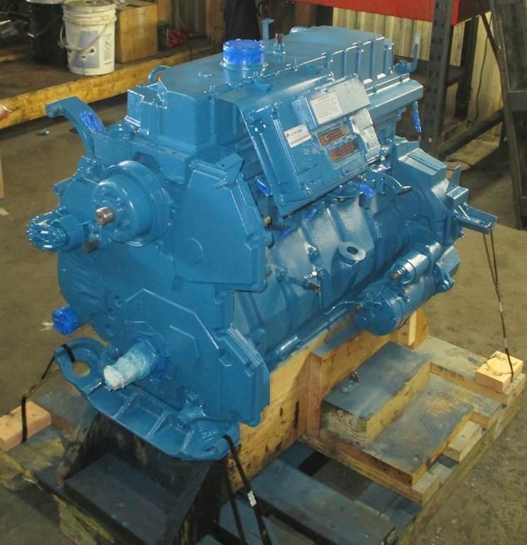 International-DT530-diesel-engine